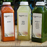 Cleansing Juices at Pressed Juicery in Brentwood