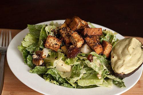 Vegan Creamy Honey Dijon Salad