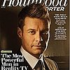 Picture of Ryan Seacrest on the Cover of The Hollywood Reporter