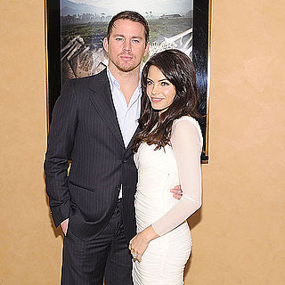 Pictures of Channing Tatum and Jenna Dewan and Earth Made of Glass Screening in NYC