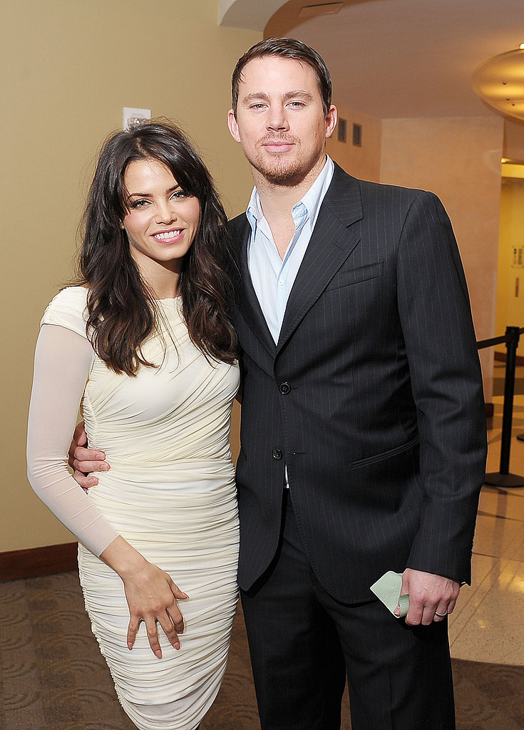 Channing Tatum and Jenna Dewan Make One Hot HBO Couple