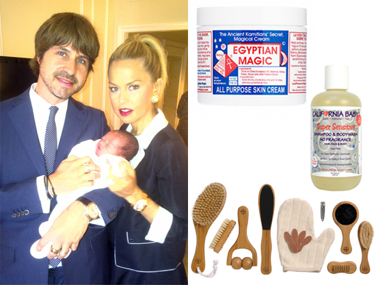 EXCLUSIVE: Rachel Zoe Shows Off Some of Her Favorite Eco-Baby Products