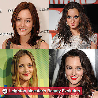 Leighton Meester's Hair and Makeup Looks Over the Years
