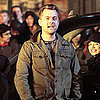 Pictures of Joshua Jackson Filming Fringe in Vancouver