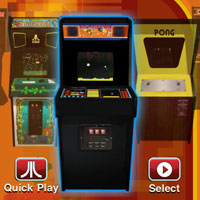Atari Video Games For iPhone