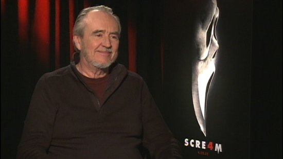 Video: Wes Craven Talks Scream 4's New Generation, Being an On-Set Prankster, and a Potential New Trilogy