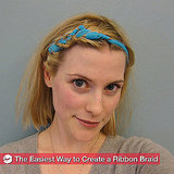 Get an Easy Ribbon Braid With This Smart Invention