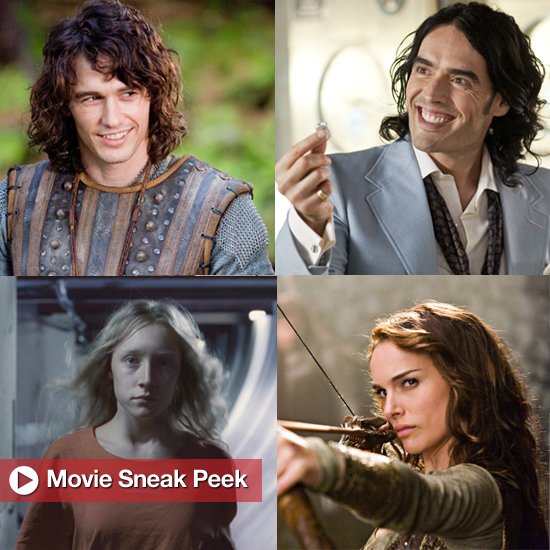 Movie Sneak Peek: Your Highness, Arthur, and Hanna