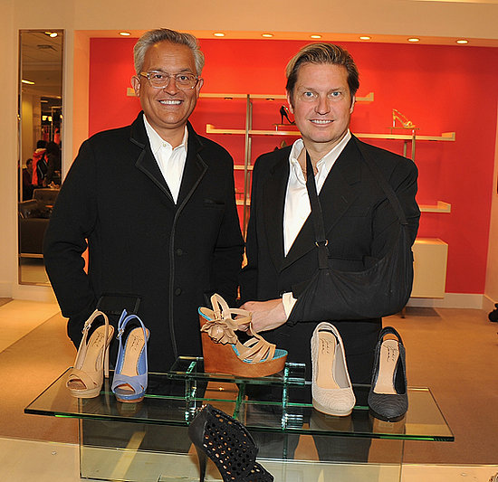 Badgley Mischka Dishes on Newly Launched Affordable Mark and James Shoe Line