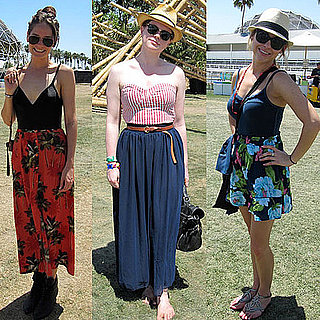 Top Looks From Coachella