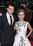 Robert Pattinson and Reese Witherspoon Are One Hot Red-Carpet Duo at the World Premiere of Water For Elephants!