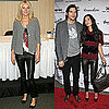 Demi Moore and Gwyneth Paltrow Dress Up Leather Pants 2011-04-18 05:15:01