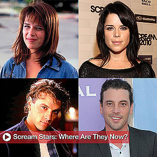 Where the Scream Stars Are Now