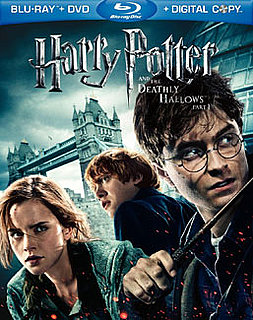 Harry Potter and the Deathly Hallows Part I Now Available on DVD