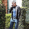 Picturs of George Clooney in LA