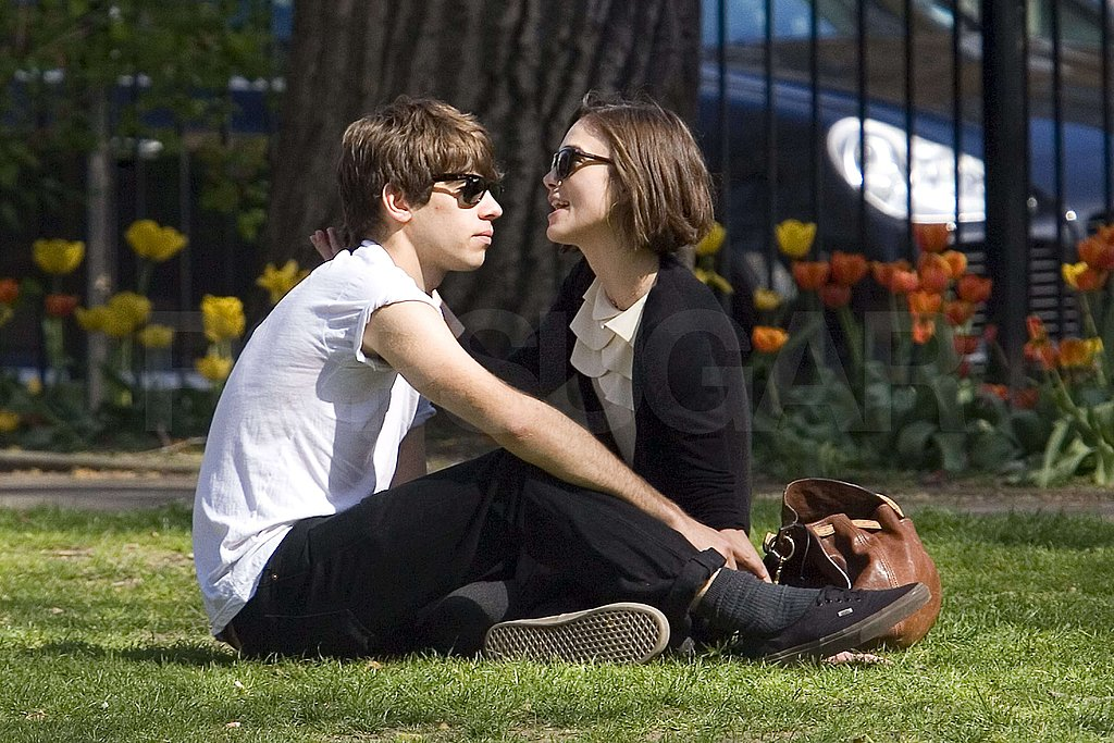 Keira Knightley Shows Love With Her New Man, Klaxons' Keyboardist James Righton!