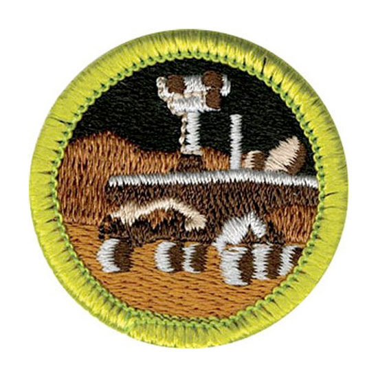 5 Geeky Boy Scout Badges
