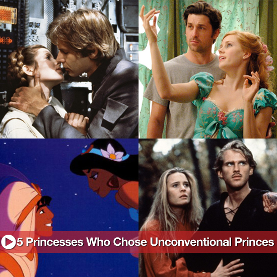 Movie Princesses and Princes