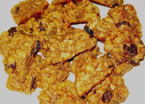 My Favorite Treats - Walnut Cookies