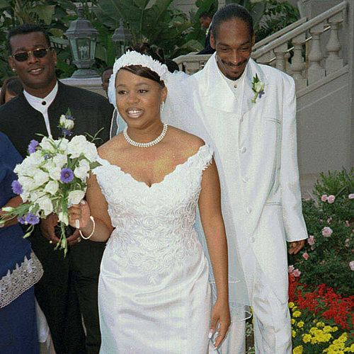 Snoop Lion and Shante Taylor tied the knot in Marina Del Rey, CA, in August 1997.