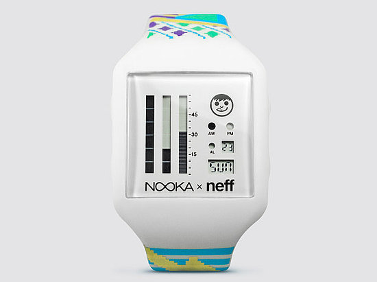 Nooka + Neff Watch Is Crazy, Cool, Kinda Retro