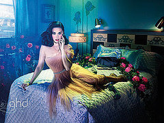 See Katy Perrys Sexy New Retro Ads for GHD