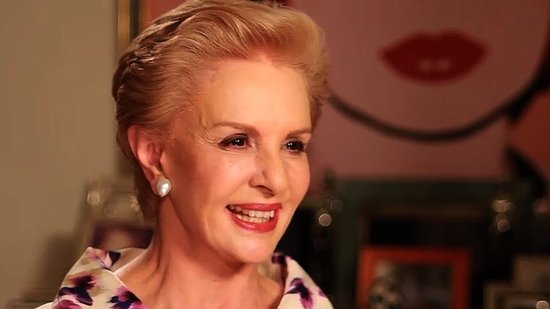 FabSugarTV: One-on-One With Designer Carolina Herrera