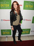 Drew Barrymore Celebrates a Detox With Jenna, Channing, and Fergie