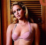 Jennifer Lawrence Bikini Pictures in GQ