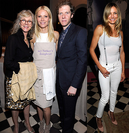 See Inside Gwyneth Paltrow's Star-Studded Cookbook Launch!