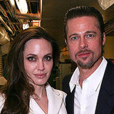 Brad Pitt and Angelina Jolie Have a Date Night at the Theater in LA!