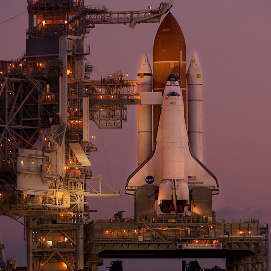 NASA Space Shuttle Launch Facts | POPSUGAR Tech
