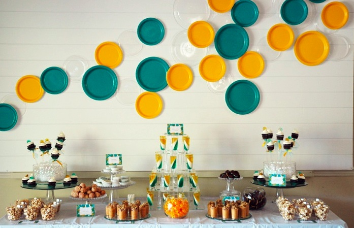 She's About to Pop: A Bubbly Themed Baby Shower