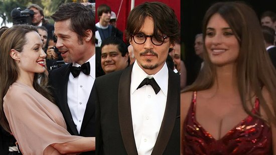 Video: Angelina, Brad, Johnny, and Penelope — Hollywood's Hottest Couples Headed For Cannes!