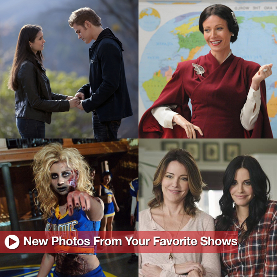 TV Teaser: New Pics From Glee, The Vampire Diaries, and More
