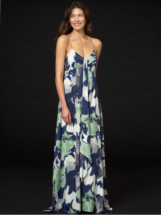 Banana republic debuts affordable summer dress collection for Banana republic wedding dresses