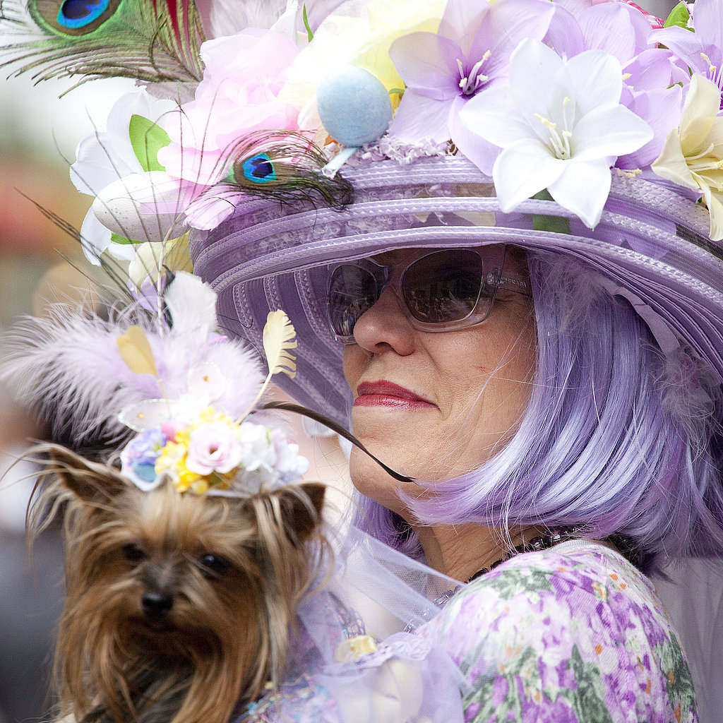 Pictures of New York City Easter Parade