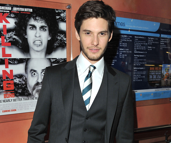 Ben Barnes as Cinna