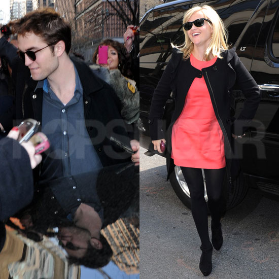 Robert Pattinson and Reese Witherspoon Pictures