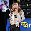 Jennifer Lopez Shows Her Abs