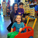 Soleil Moon Frye Offers Tips For Eco-Friendly Living