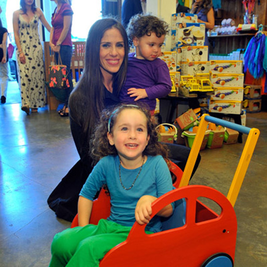 Soleil Moon Frye Says Balance Is Everything When It Comes to Going Green
