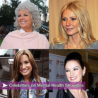 Celebrities With Mental Illness