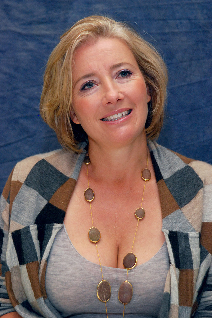 "Emma Thompson spoke frankly about her battle with depression in 2010:  ""The only thing I could do was write. I used to crawl from the bedroom to the computer and just sit and write, and then I was alright, because I was not present. Sense and Sensibility really saved me from going under, I think, in a very nasty way."""