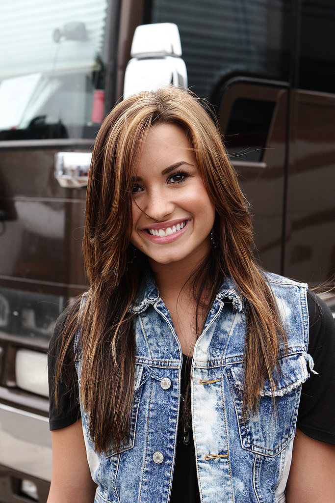 "Demi Lovato shared her experience with bipolar disorder in 2011: ""I never found out until I went into treatment that I was bipolar. I feel like I am in control now where my whole life I wasn't in control."""