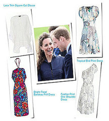 Kate Middleton Sure Loves a Chain Store Buy! Check Out Her Warehouse Purchases!