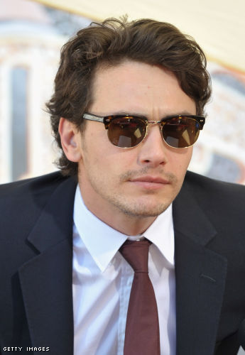 James Franco Enrolling in UH's Creative Writing Program?