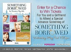Something Borrowed Screening SF