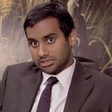 Aziz Ansari's Food Slang on Parks and Recreation