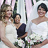 Grey&#039;s Anatomy Callie and Arizona Wedding Pictures
